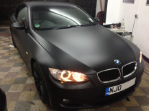 BMW320-Matte-Black-Vinyl-Wrap