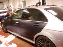 Mercedes-AMG-Matt-Black-Wrapping
