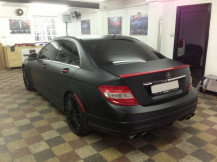 mercedes-matte-black-wrapping