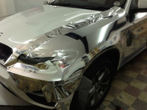 bmw-x6-chrome-silver