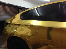 chrome-gold-wrapping-london
