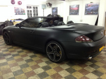 645i-matte-black-wrap-london