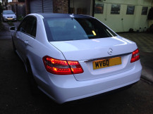 Mercedes-E250-Gloss-White-Wrap