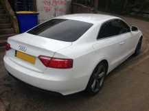 Audi-Window-Tinting-London