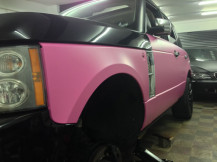 Matte-Pink-Car-Wrapping