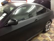 BMW-320-Coupe-Matte-Black-wrap