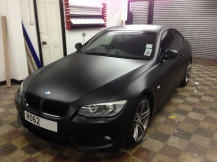 matte-satin-black-wrap-bmw320
