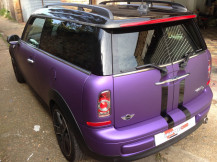 Mini-Cooper-Matte-Purple-Wrapping-London