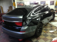 BMW-530-GT-Wrapping-in-Progress
