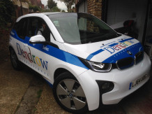 BMW-I3-Vinyl-Wrapped-London