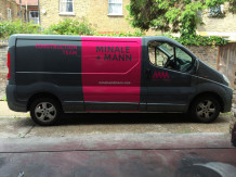 Minale+Mann-Van-Wrap-London