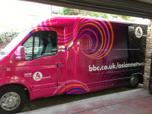 bbc-van-wrapping-london