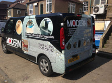 van-wrapping-branding-london