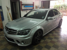 C63-AMG-Before-Chrome-Wrap