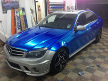 C63-Chrome-Wrap