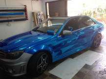 mercedes-C63-wrapping