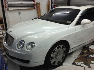 Bentley-flying-spur-white