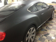 Bentley-Continental-GT-Matte-Black