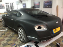 Bentley-Vinyl-Wrapping-London