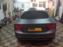 Audi-A7-Satin-Matte-Grey-Wrapping
