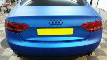 Audi-A5-Arlon-Matt-Blue-Aluminium-Wrapping
