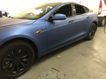 Tesla-S-Satin-Blue-Wrap