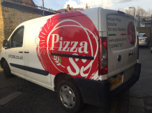 Pizza-van-signs