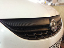 chromegrill-to-carbon-fiber-wrapping-london