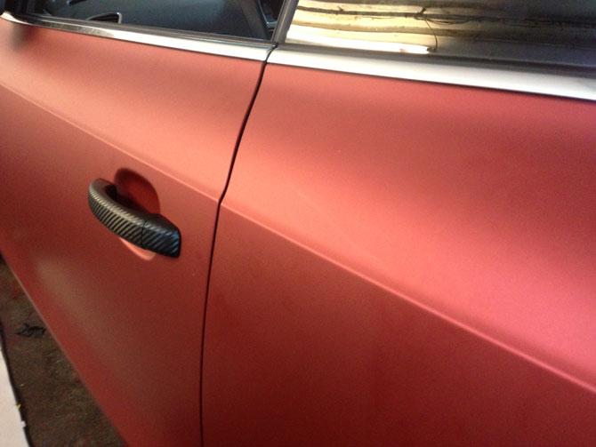 Audi Wraps London