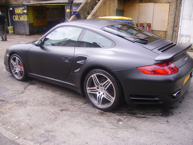 porsche-911-matte-black-wrapping