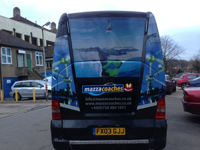 Window Tinting Birmingham >> Vehicle Graphics London - Van Wrapping and Vehicle Branding