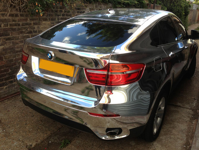 Window Tinting And Car Wraps By Wrapping Cars London