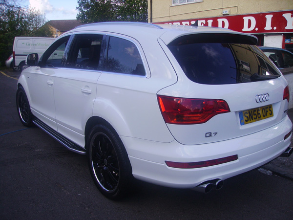 London Window Tinting >> Audi Car Wrapping London | Wrapping Cars