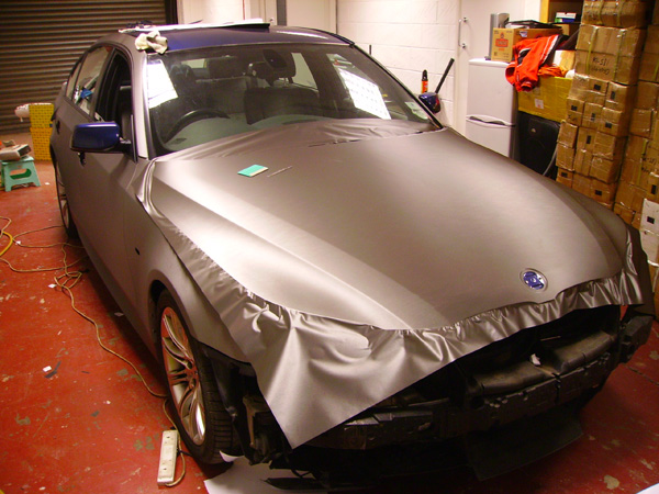 bmw-brushed-steel-wrap