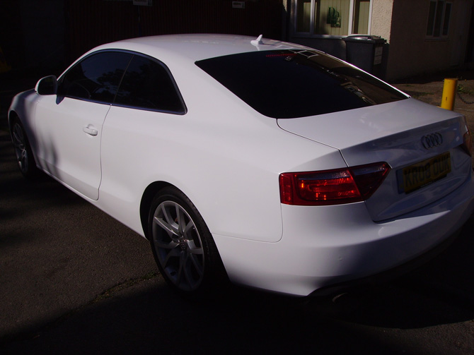 audi-a5-white-wrapping-london