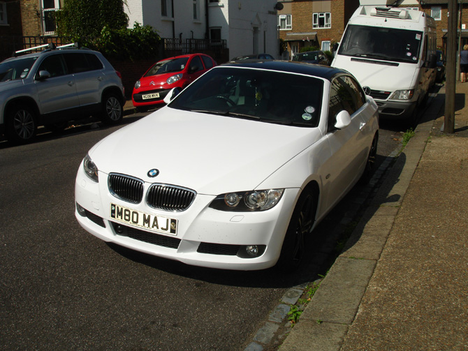 gloss-white-wrap-bmw-320-convertible